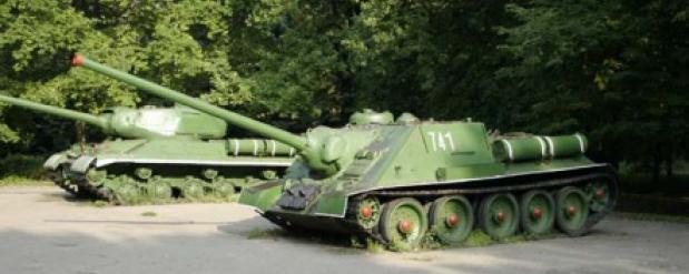 Парк-музей военной техники создадут в Самаре