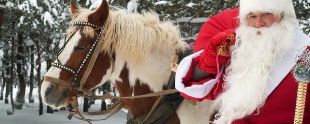 В Самаре Деда Мороза в гости ждут 22 декабря и готовят елку