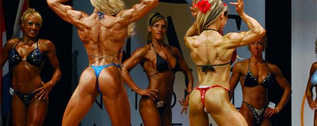 В Самаре пройдет чемпионат России по атлетическому фитнесу