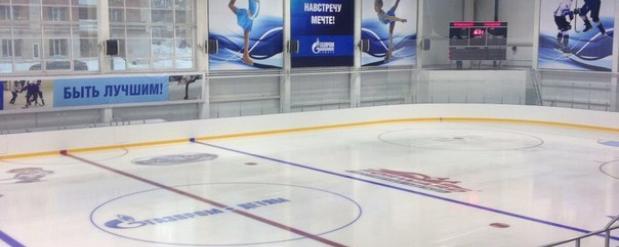 Появились фото самарского спорткомплекса «Кристалл», который откроют 4 февраля