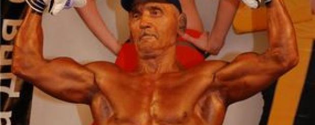 В Самаре «железному человеку» исполнилось 75 лет