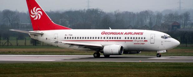 Самолеты авиакомпании Georgian Airways будут летать из Самары в Тбилиси