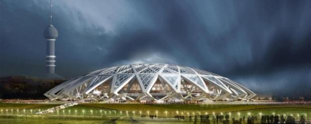 """Самарский стадион решили назвать """"Космосом"""""""