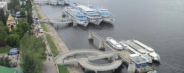 В Самарской области появятся 16 новых причалов и новый речной вокзал