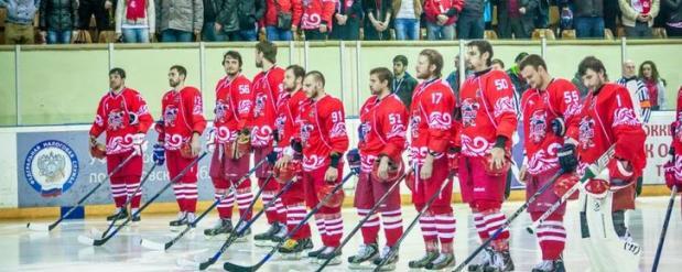 Самарский ЦСК ВВС стал серебряным чемпионом РХЛ