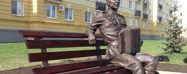 Памятник «Возвращение героя» появился в Самаре