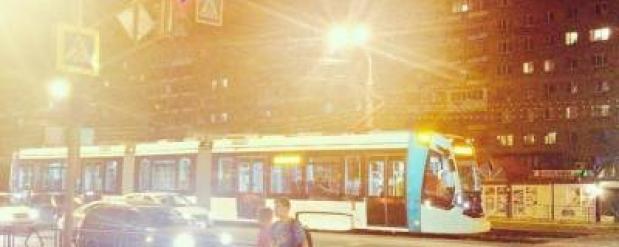 Завтра в Самаре выйдет на маршрут инновационный трамвай