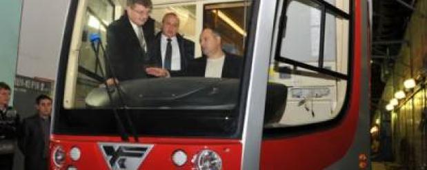 Уже в ноябре в Самаре появится новый трамвай на 277 мест