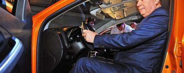 В Самарской области чиновники продадут иномарки, чтобы ездить на Lada Vesta