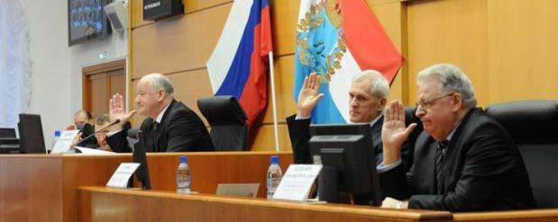 Константин Букреев назначен на должность прокурора Самарской области