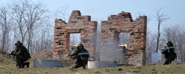 В Самарской области сформировали новую мотострелковую бригаду Центрального военного округа
