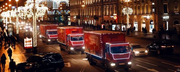 «Рождественский караван Coca-Cola» приедет в Самару 24 декабря
