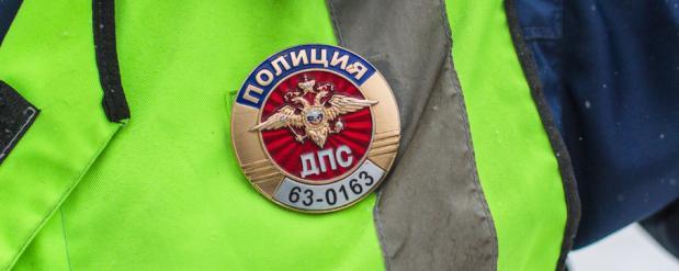 На трассе М-5 под Жигулевском в дорожно-транспортную аварию попал автобус с детьми