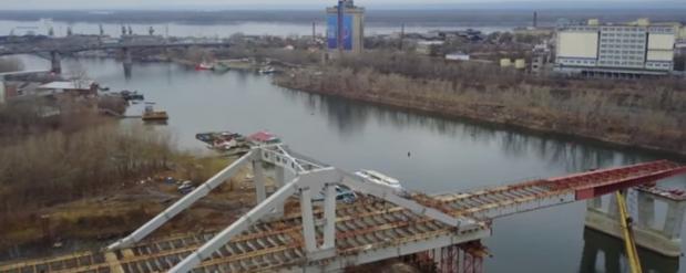 Фрунзенский мост в Самаре будет достроен в 2019 году