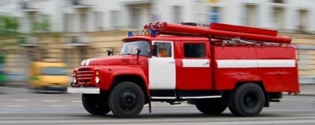 В Сызрани 11 пожарных тушили возгорание в многоэтажке