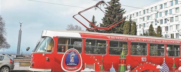 Летом самарцы смогут воспользоваться скоростным трамваем