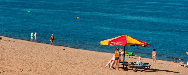 Город потратит на обустройство пляжей 35,3 млн. рублей