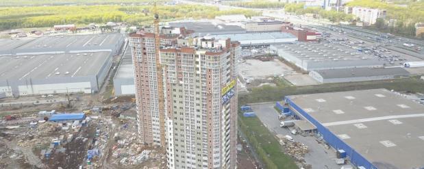 В Самаре был воздвигнут новый жилищный комплекс для людей, желающих проживать в комфортных условиях