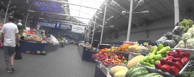 Пятнадцатый рынок провел специальную акцию для пожилых граждан Самары