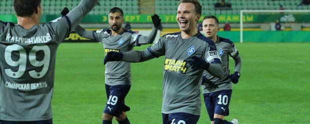 Самарские «Крылья Советов» второй раз к ряду уступают ЦСКА