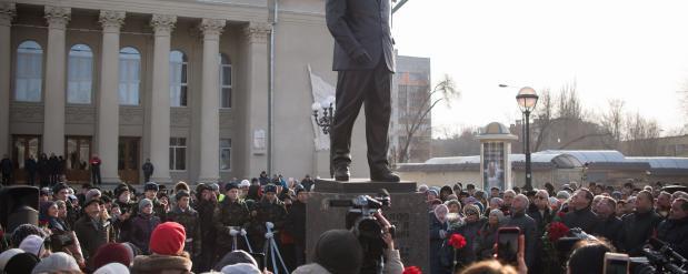 Самарчане могут увидеть памятник первому директору металлургического завода