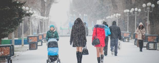 Жителей Самары ждут очень неприятные погодные условия