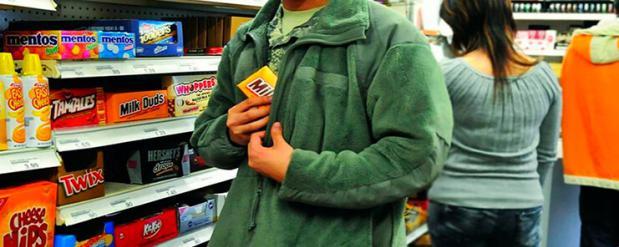 В Самаре участились кражи из магазинов