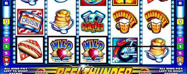 Reel Thunder или играем в игровые автоматы бесплатно в казинно МаксБет