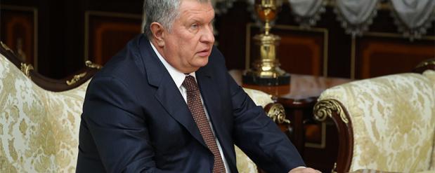 Сечин против сокращения поставок нефти в Беларусь