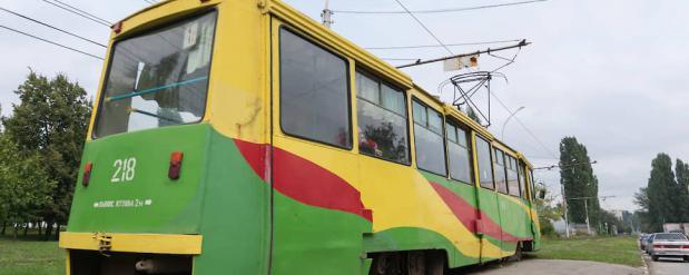 Легкорельсовый транспорт в Самаре