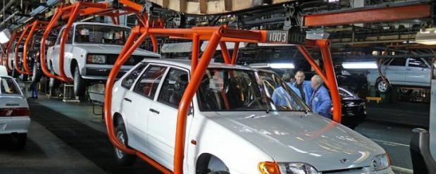 Новое поколение автомобилей ВАЗ запустят на заводах в Самаре