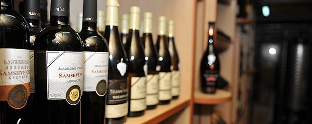 Грузия намерена нарастить экспорт вин в Самару