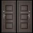 Современные бронированные двери