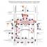 В новогоднюю ночь в центре Самары запретят ездить и парковаться